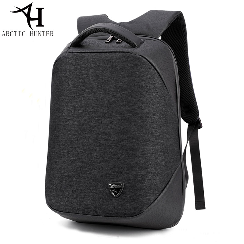 ARCTIC HUNTER laptop backpacks men Waterproof mochila Casual Business Male Bag Travel backpack Women B00193 все цены