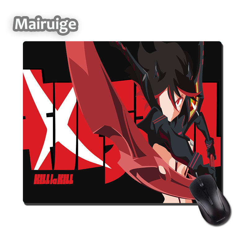 Mairuige Many Cute Anime Girls Pattern Choice Mini Size mousepad Matoi Ryuuko Kill La Kill Comic Anime Pc Laptop Table Mat