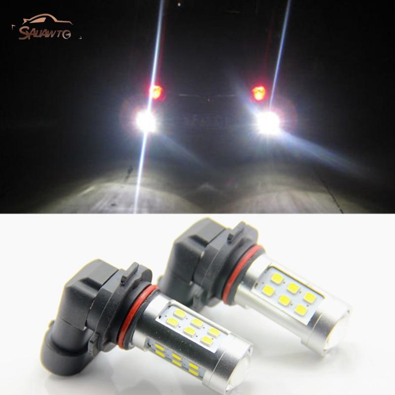 2х 9006/НВ4 LED туман света лампы для BMW Е46 330ci
