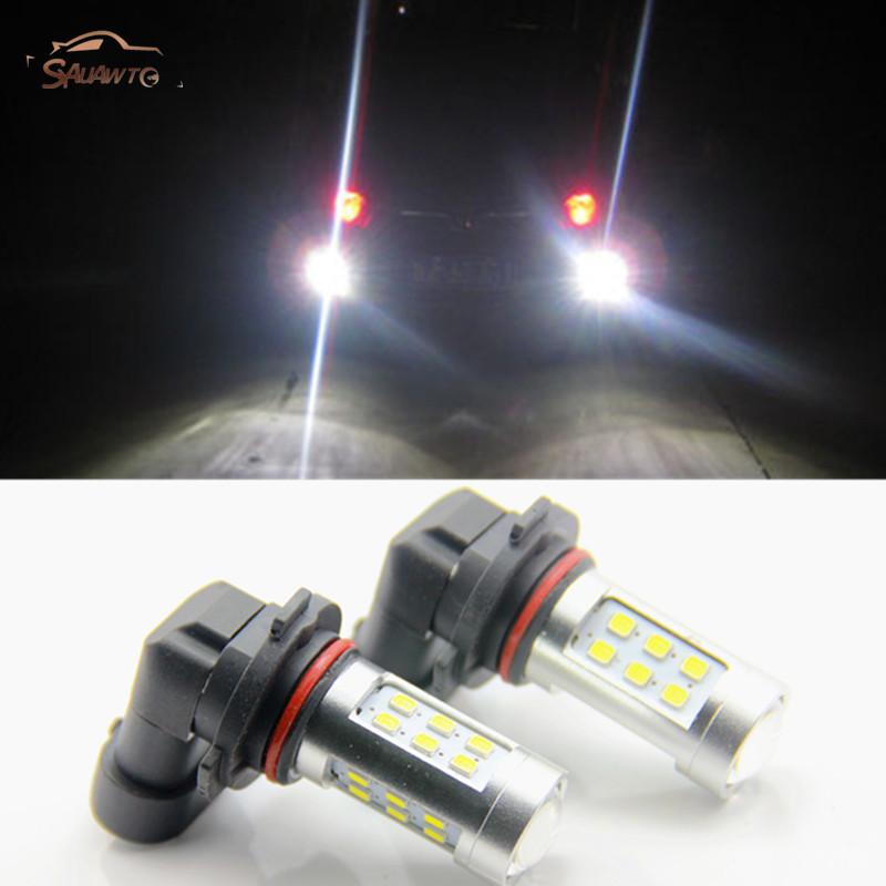 2x 9006/HB4 LED Fog Light Bulbs For BMW E46 330ci 2x 9006 hb4 led projector fog light drl 12w no error for volkswagen golf 6 mk6 2011 2012 scirocco 08 on t5 transporter 2003 2016