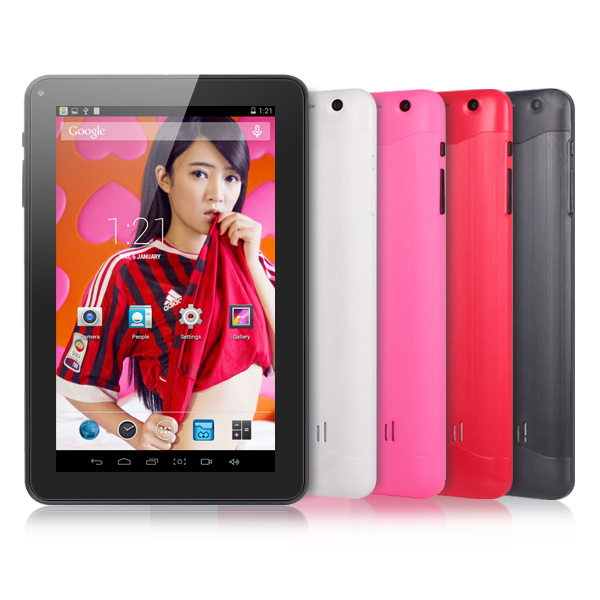 "9"" ATM 7029B Quad Core Android 4.4 1GB DDR 8GB NAND Flash WIFI  HDMI 9 inch tablet pc DOMITREE D90"