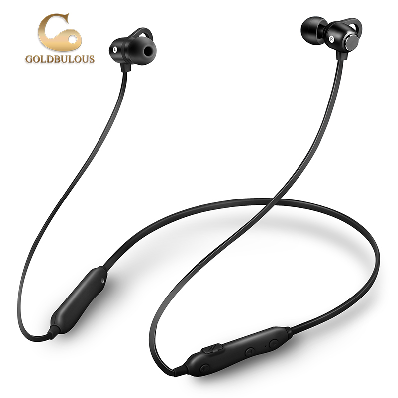 GBS6 Bluetooth Earphone Sport Wireless IPX7 Waterproof with Mic Mini Bluetooth CSR V4.1 Headset Stereo Earbuds for Phone