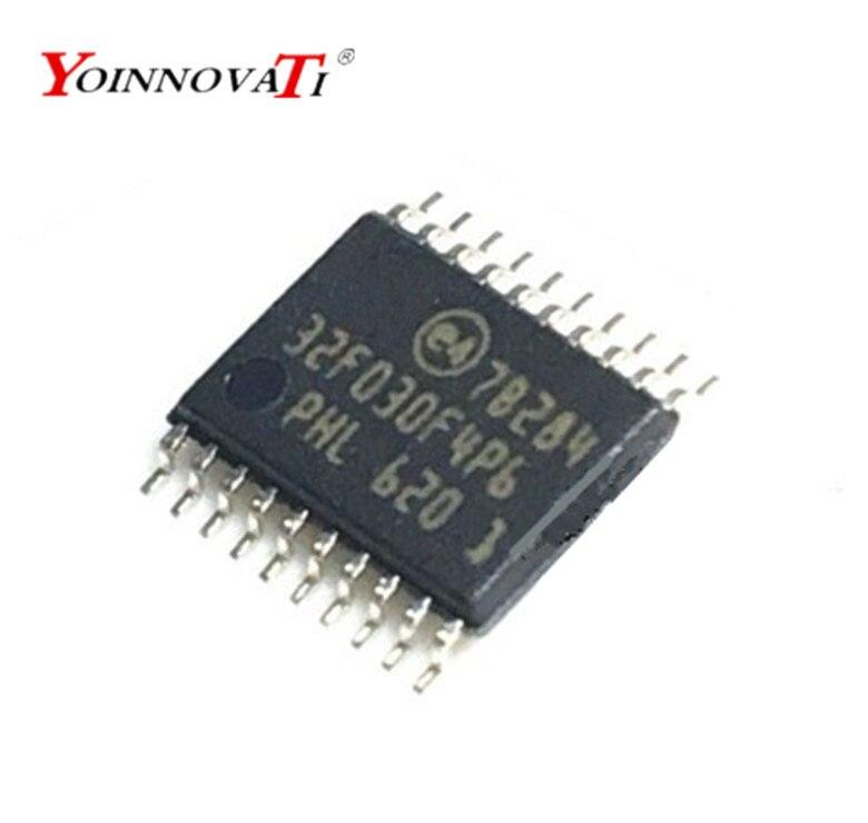 送料無料 100 ピース/ロット STM32F030F4P6 STM32F030F4 STM32F030 IC MCU ARM 16 18K フラッシュ TSSOP20 最高品質  グループ上の 電子部品 & 用品 からの 集積回路 の中 1
