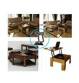 furniture design hydraulic table lifting mechanism,spring assist pop up coffee table mechanism, table top swing up Free Shipping