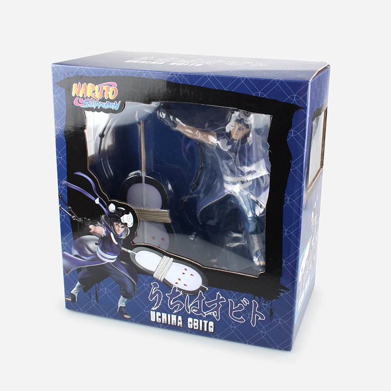 Obito Figure in Box