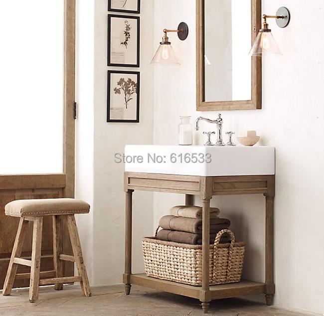 Loft Vintage Industrie Retro Glanz Glas Kupfer Edison Wandleuchte Lampe  Badezimmer Schlafzimmer Spiegel Wohnkultur Leuchte In Loft Vintage  Industrie Retro ...