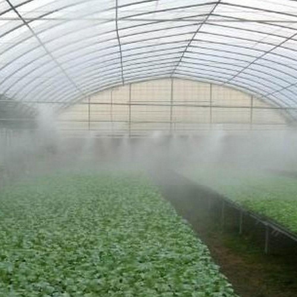 10 db sárgaréz víz ködfúvóka sprinkler fej alacsony nyomású - Elektromos szerszám kiegészítők - Fénykép 6