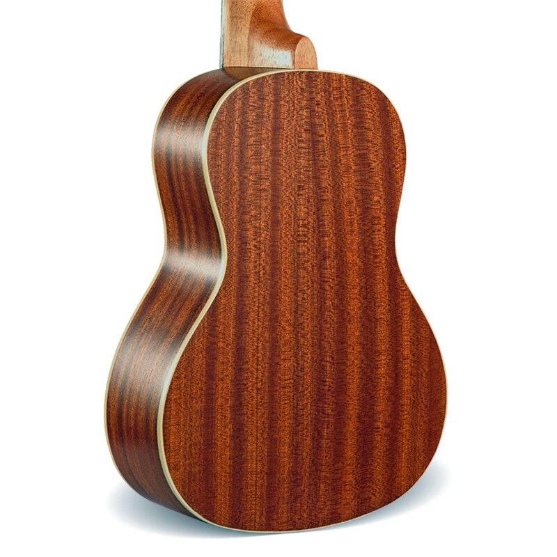 23 pouces ukulélé Concert Hawaii 4 cordes mini guitare acoustique électrique Ukelele Cavaquinho guitare instrument de musique avec ramassage EQ - 2