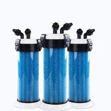 Atman предварительный фильтр для аквариума внешний корпус фильтра QZ30 черепаха банка внешний баррель фильтр насос
