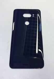 Image 2 - Dla LG V35 obudowa baterii drzwi tylna pokrywa tylna obudowa zamiennik do LG V35 obudowa baterii wymiana obudowy części do naprawy