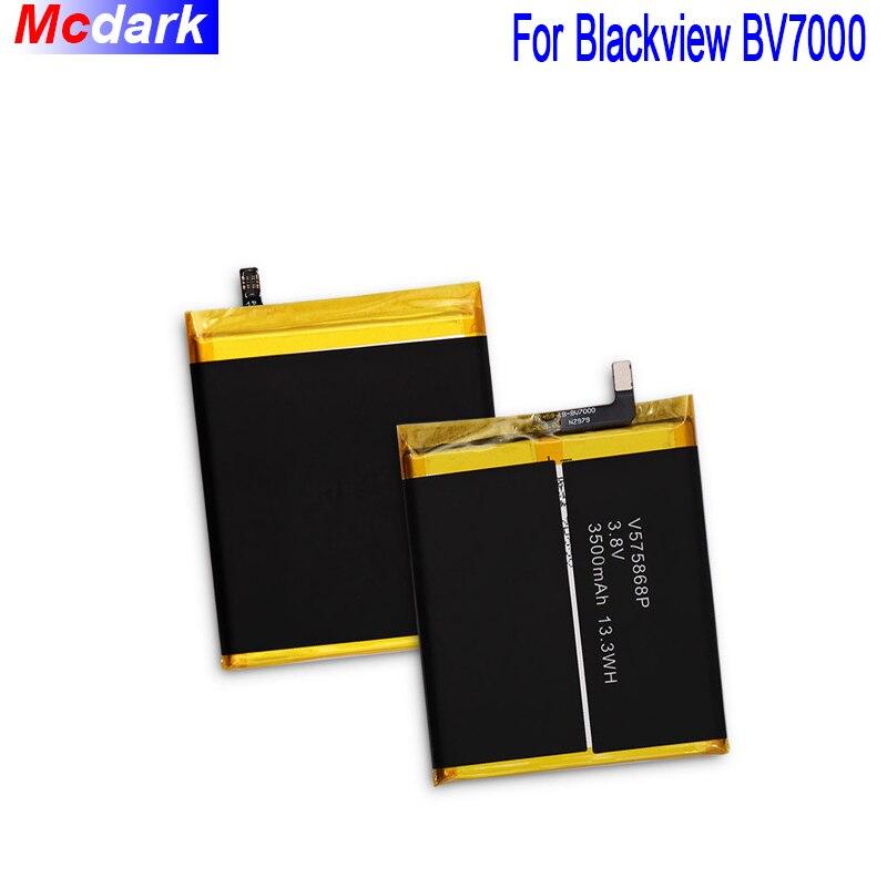 Pour Blackview BV7000 & BV7000 Pro Batterie Batterie Bateria Batterij Accumulateur 3500 mAh Haute Qualité
