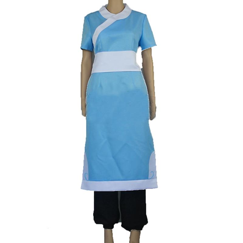 Avatar The Last Airbender Katara cosplay costume any size