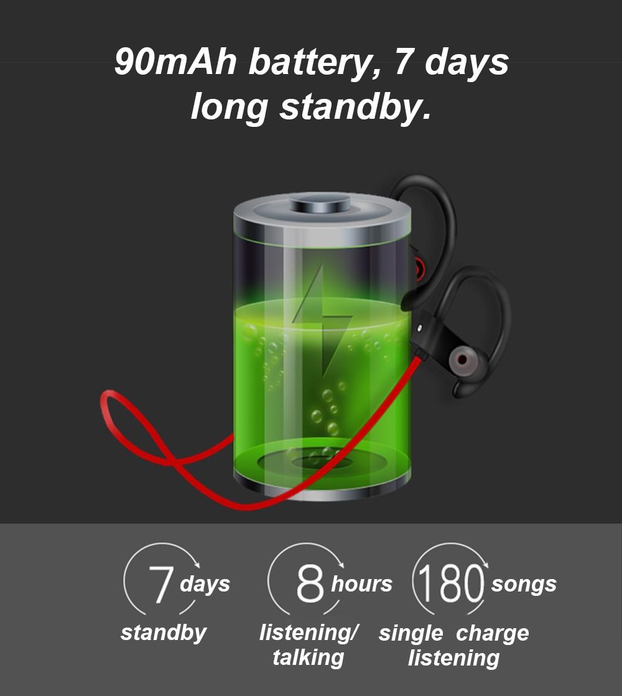 U8 wireless earphone (6)