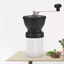 Taşınabilir el kahve değirmeni profesyonel manuel taşlama cihazı için mal mutfak