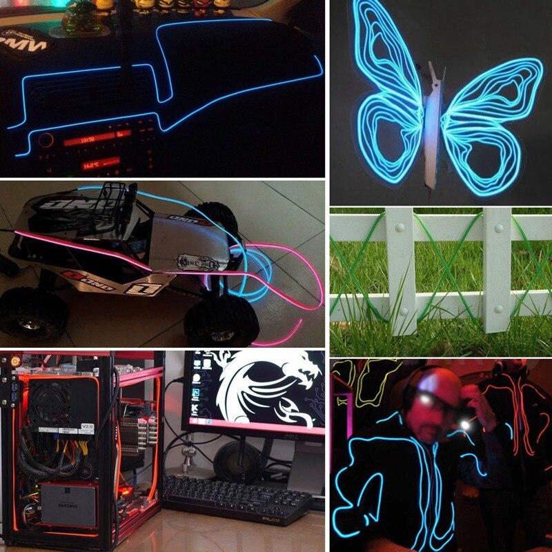 Fein Neon Kabel Lichter Zeitgenössisch - Elektrische Schaltplan ...