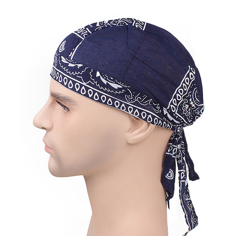 Men Women Quick Dry Amoeba Viking Pirate Hat Outdoor Sport Cycling Caps Running Riding Bandana Headscarf Ciclismo Hat Headband (12)