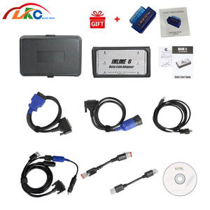inline6 INLINE 6 Data Link Adapter For Heavy Duty Auto Diagnostic Tool