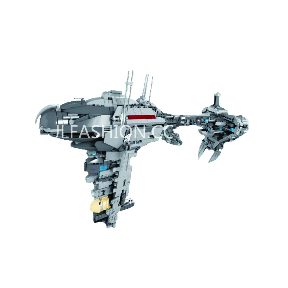 05083 1736Pcs Star War MOC Series The Nebulon-B Medical Frigate Set children Educational Building Blocks Bricks Toys Model