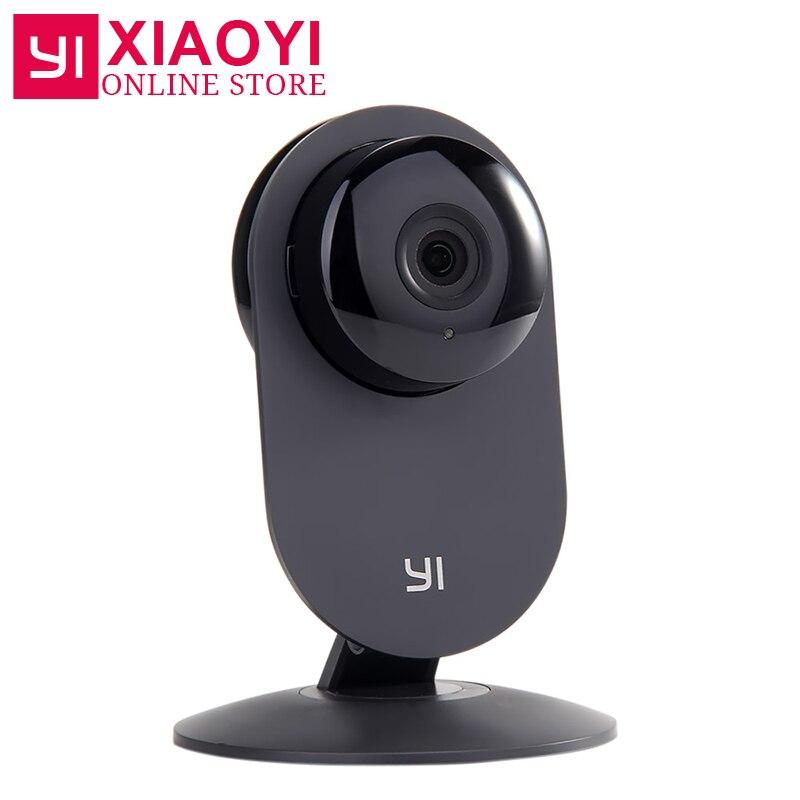 [Édition internationale] YI Maison Caméra 720 P Xiaomi Xiaoyi IP Caméra 110 Grand Angle Deux-way Audio Activité Alerte Intelligent Webcam