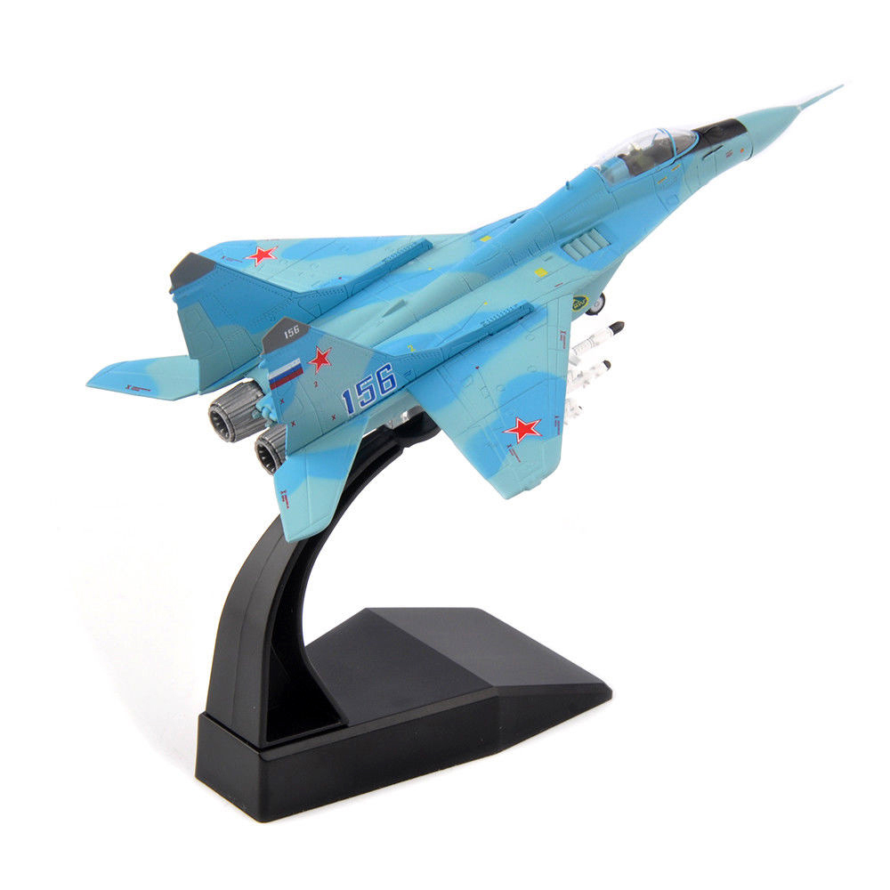 kids toys 1/100 Soviet Air Force Mikoyan MiG-29 Fighter Alloy Fighter Model Aircraft Toys Alloy AirlineToy kids toys 1/100 Soviet Air Force Mikoyan MiG-29 Fighter Alloy Fighter Model Aircraft Toys Alloy AirlineToy