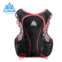 AONIJIE Running Bag E906 Hydration Pack Backpack Trail Running Vest Water Bladder Hiking Camping Running Marathon Race Sports 5L