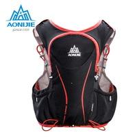 AONIJIE Running Bag E906 Hydration Pack Backpack Trail Running Vest Water Bladder Hiking Camping Running Marathon Race Sports 5L