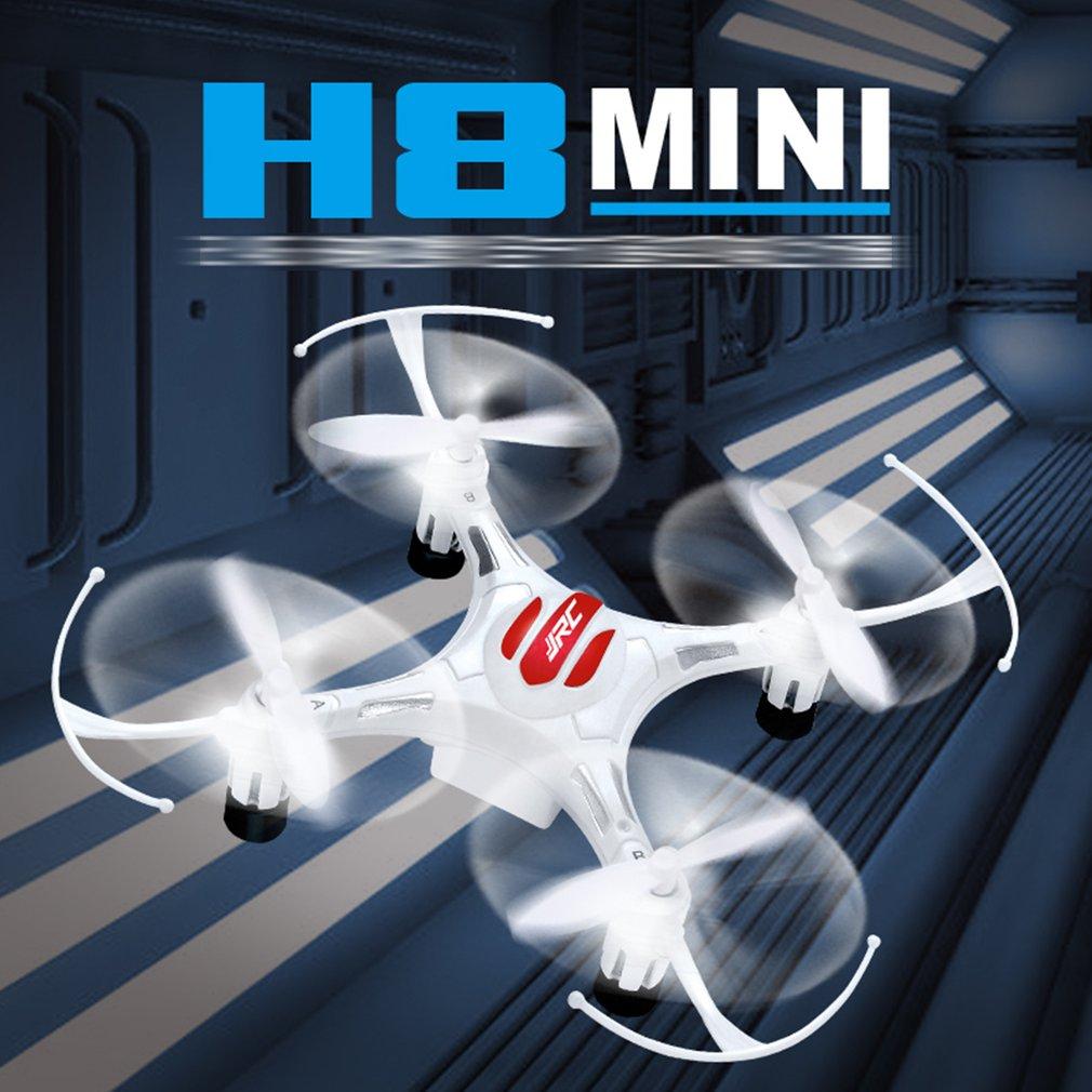 JJR/C H8 Mini RC Drone 2.4G 4CH 6-axis Gyro Headless Mode 360 Degree Rollover One Key Return RTF RC Helicopter Quadcopter jjrc h12c 6 axis headless mode 2 4g 4ch rc quadcopter 360 degree rollover ufo helicopter professional drone dron 5 0mp hd camera