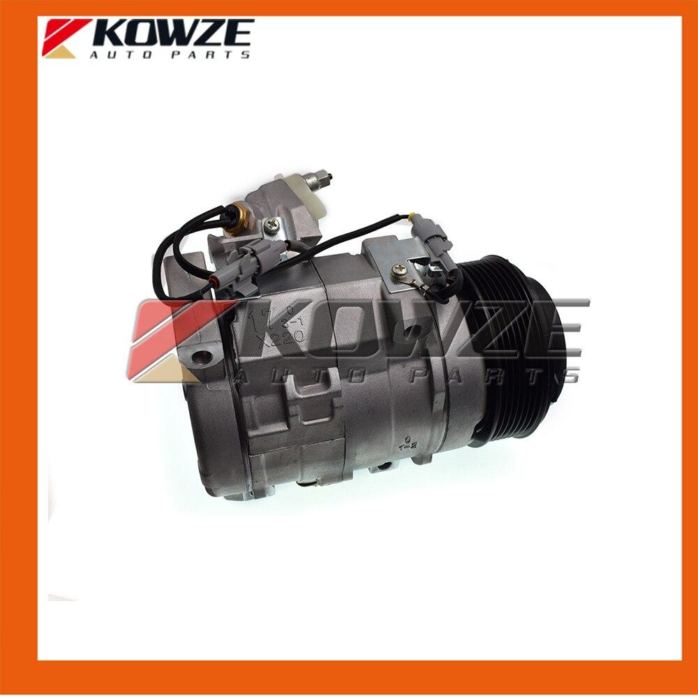 Ricambi Auto AC Compressore di Raffreddamento ASSY Per TOYOTA LAND CRUISER PRADO GRJ150 TRJ150 88320-6A400
