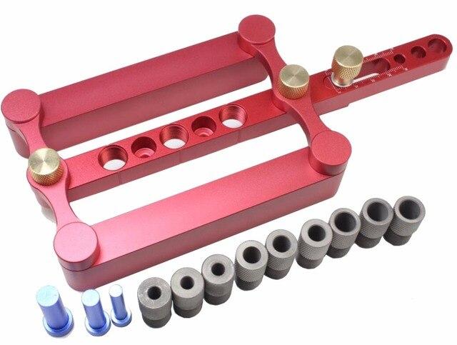 Мм 6 мм 8 10 Самоцентрирующийся Спайк шаблон набор метрических бурения Spigot ручные инструменты набор инструментов для деревообработки