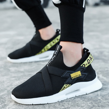 Mens Fashion Lace-Up Breathable Light Shoes Plus Size Casual Slip-on Walking  5