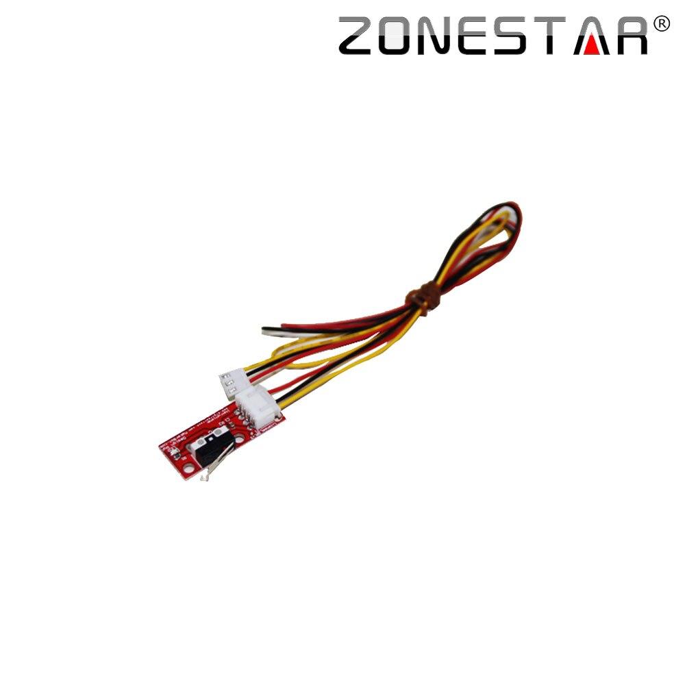 Zonestar Endstop Eindschakelaar Touch Schakelaar 3d Printer Diy Connections Of Ramps 1 4 Accessoires Onderdelen Voor Ramps14 Reprap Kit In