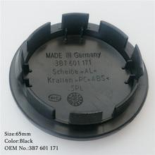 20pcs C06 65mm wheel center cap hub cap Logo badge emblems EOS Golf Jetta Mk5 Passat B6 VW 3B7601171