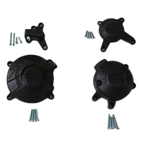 New Racing Motorcycle Plastic Engine Stator Case Cover Guard Protection Kits For GB Case For YAMAHA