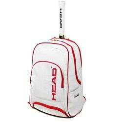 Di alta Qualità Testa Volano/Racchetta Da Tennis Borsa Zaino Outdoor & Indoor Sports Racchette Da Badminton Borsa Con Borsa Scarpe Traspiranti