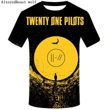 معرض Tee Shirt Twenty One Pilots بسعر الجملة اشتري قطع Tee Shirt