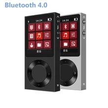 "Nieuwste Benjie T6 24bit/192 Khz Dsd Bluetooth Entry Level Hifi Lossless Muziek MP3 Speler 1.8 ""Lcd screen Digitale Audio Speler Dap"