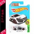 2016 Hot Wheels RS01 Металл Diecast Cars Коллекция Дети Toys Автомобиля Для Детей Juguetes
