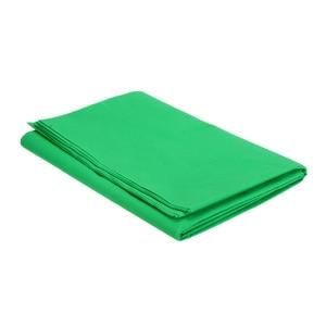 Image 5 - 緑色の画面の背景スタジオ不織布モスリンポリエステル綿白黒緑好きphotographie背景