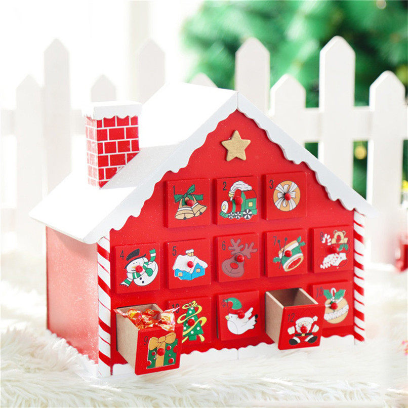 New Arrival Christmas Decoration Christmas Chalet