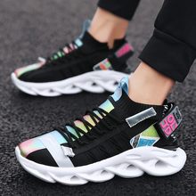 Flyknit Chaussure Homme Trendy Sneakers