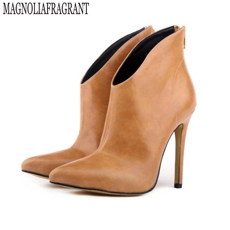 a4ec697b1 شحن مجاني أوروبا نجمة الموضة مثير النساء أحذية أشار تو الأحذية سستة عالية  الكعب أحذية الزفاف حزب فستان قصير w807