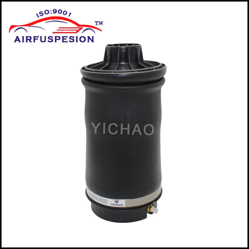 For Mercedes Benz W164 X164 ML350 ML450 ML550 ML Class Rear Air Spring Bag Air Shock 1643200625 1643200725 1643201025 airmatic suspension bag for mercedes w164 ml class rear 1643200625 pair gl450 x164 luftfederung springs