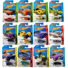 2017 New Hot Wheels 1:64 Model Car Toys Metal Diecast Classic Collection Kids Toys Vehicle for Children Gift(China)