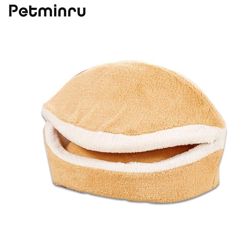 Petminru 犬のベッドマット春夏犬小屋ペットハウスソフトリムーバブルホーム犬のベッド