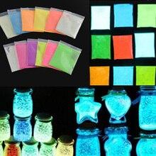 Super Bright Glow in the Dark Environmental Fluorescent Powder DIY Glow Pigment