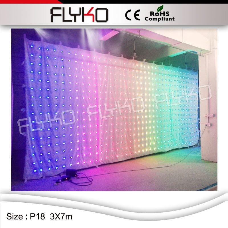 LED video curtain29