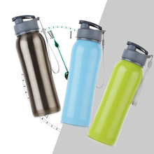 stainless steel kettle with printing my water bottle SPRING LID800ML bpa-free