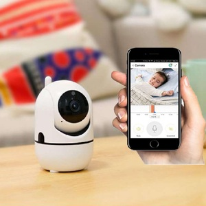 Image 5 - Wdskivi מסלול אינטליגנטי 1080 P ענן ה IP מצלמה אבטחת זיהוי הפנים תינוק צג WiFi אלחוטי מצלמה מיני מקורה מצלמה