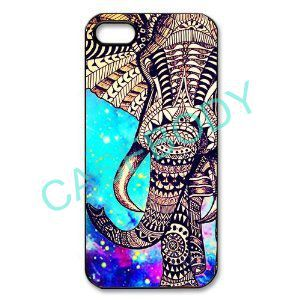 US $5 98 |CASEBODY Nice Elephant Tattoo Aztec Tribal Pattern snap on Case  Cover for iPhone 4 4s on Aliexpress com | Alibaba Group