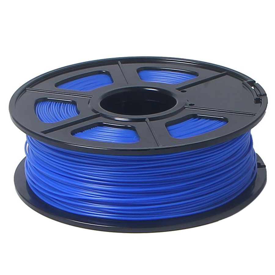 все цены на  3D Printer Filament 1kg/2.2lb 3mm ABS Plastic for RepRap Mendel blue  онлайн